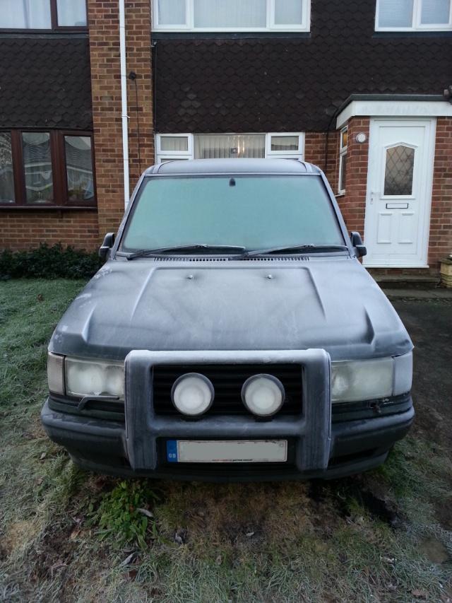 Frosty grumpy p38